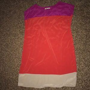 Old Navy colorblock dress  Size XL